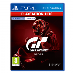 PS4 Gran Turismo Sport igra so koli