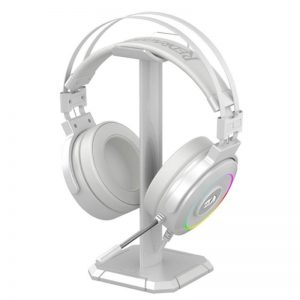 Lamia 2 H320 RGB Gaming Headset with Stand - White