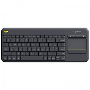 Logitech keyboard wireless K400 plus Bezicna Tastatura
