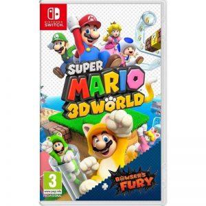 Nintendo Switch Super Mario 3D World