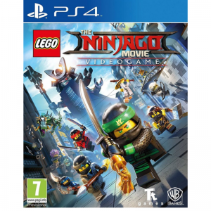 PS4 Lego The Ninjago Movie _ Videogame