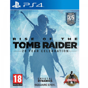 PS4 RISE OF TOMB RAIDER_ 20TH ANNIVERSARY