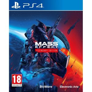 PS4 Mass Effect Legendary Edition