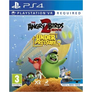 PS4 VR Angry Birds The Movie 2