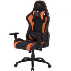 Steelplay gaming Chair SGC01 Orange side