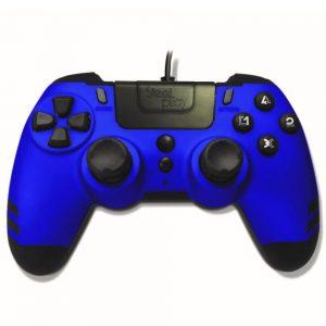 Жичен контролер Steelplay MetalTech Sapphire Blue