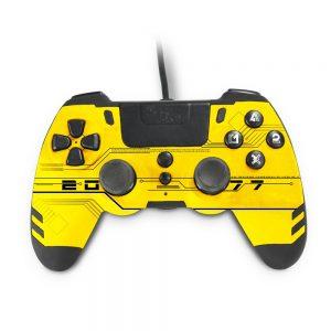 Жичен контролер Steelplay MetalTech Yellow Hack