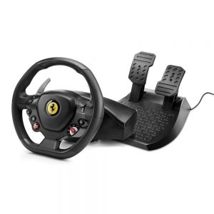 PS4 GTB 488 T80 Wheel Ferrari