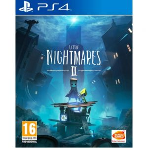PS4 Little Nightmares II