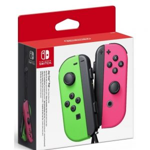 Nintendo Switch Joy-Con Pair Green_Pink