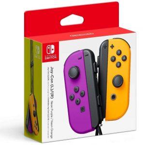 Nintendo Switch Joy-Con Pair Purplе_Orange
