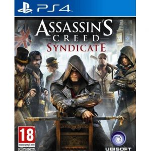 PS4 Assasins Creed Syndicate Standard Edition