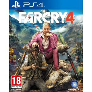 PS4 FAR CRY 4 STANDARD EDITION
