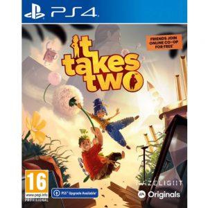 PS4 It Takes Two igra za ps4