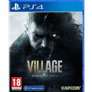 PS4 igra Resident Evil_ Village
