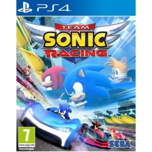 PS4 Team Sonic Racing- Special Edition