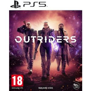 PS5 OUTRIDERS DAYS ONE EDITION