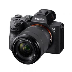 SONY ILCE7M3KB фотоапарат