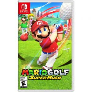 NSW Mario Golf: Super Rush
